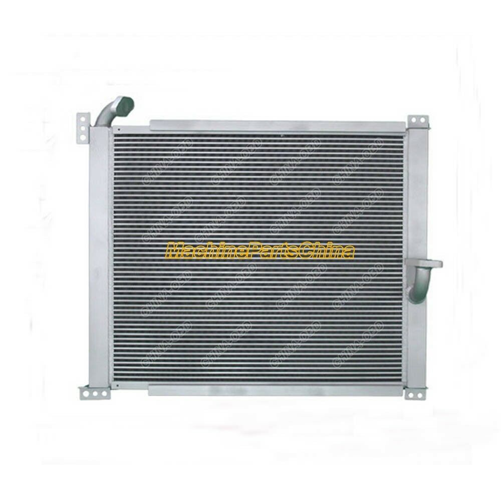 Oil Coolers For Hydraulic Systems : New hydraulic oil cooler for komatsu pc excavator ebay