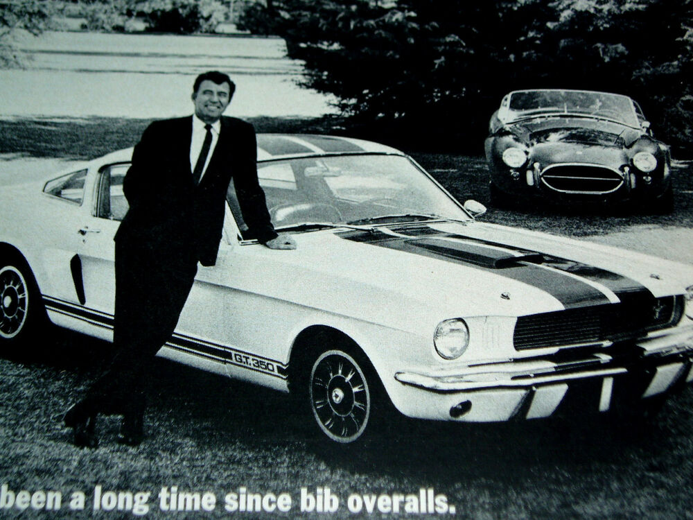 1966 mustang shelby gt 350 427 cobra ad 289 v8 engine for Ebay motors mustang gt