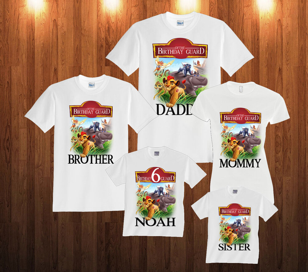 Personalized Birthday Shirts Canada