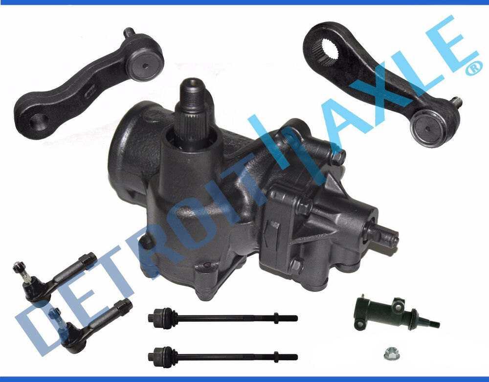 Gear Box Suspension : Pc complete front suspension and gearbox kit for