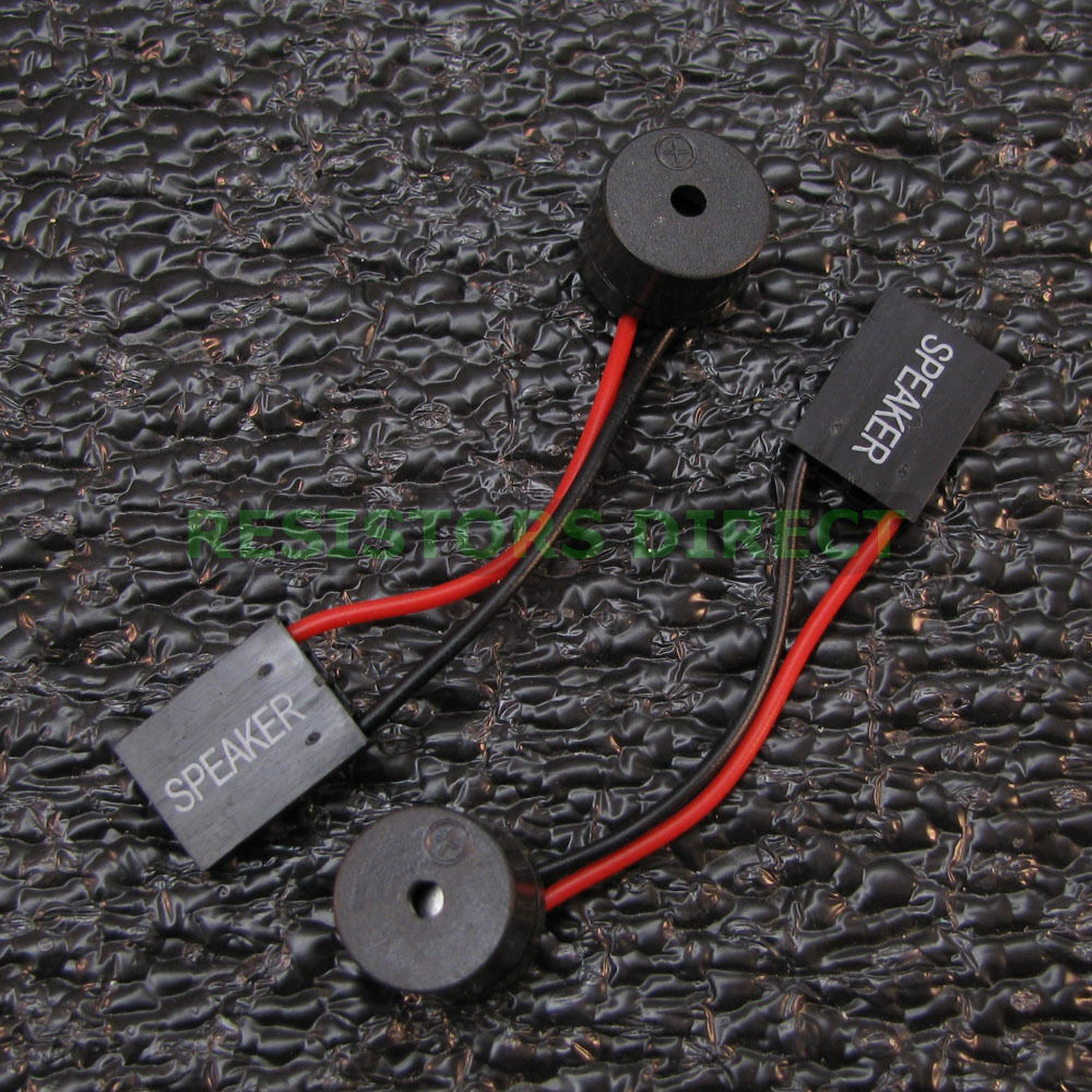 2x pc motherboard project speaker buzzer with dupont 4 pin connector 2pcs q47 ebay. Black Bedroom Furniture Sets. Home Design Ideas