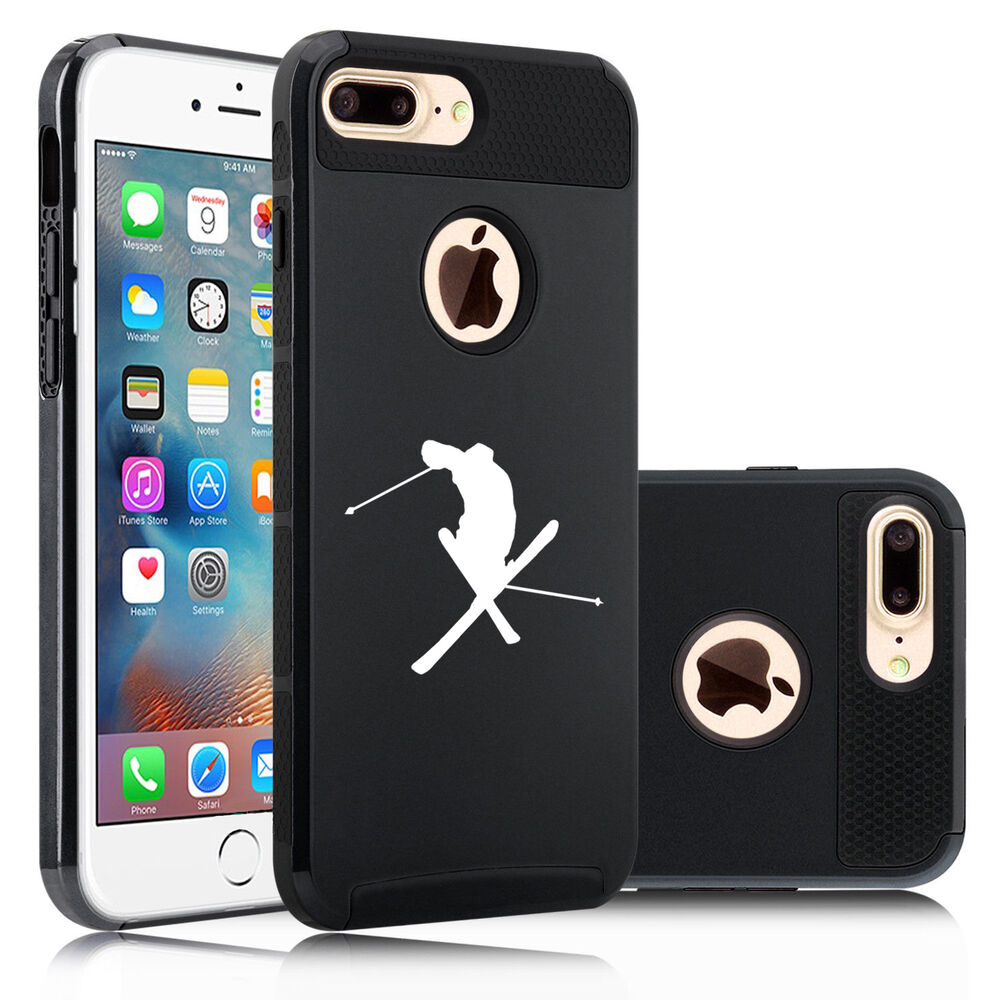 for iphone x 5s 6 6s 7 8 plus dual shockproof hard case. Black Bedroom Furniture Sets. Home Design Ideas
