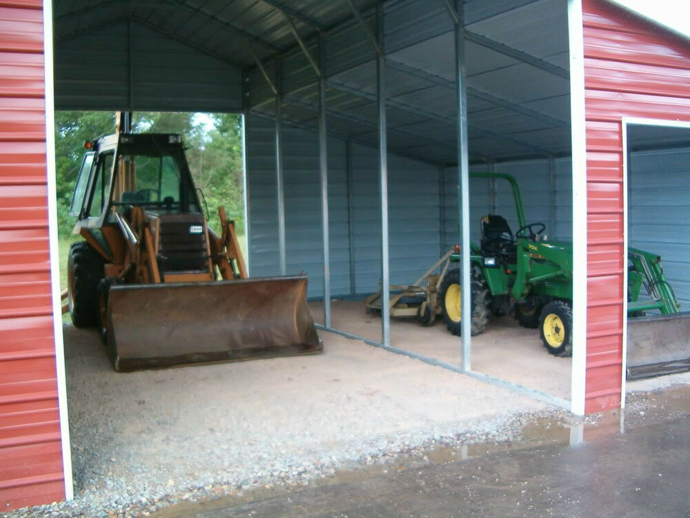 Pre Fab Barns Steel Buildings Carports Garages Rv Ports