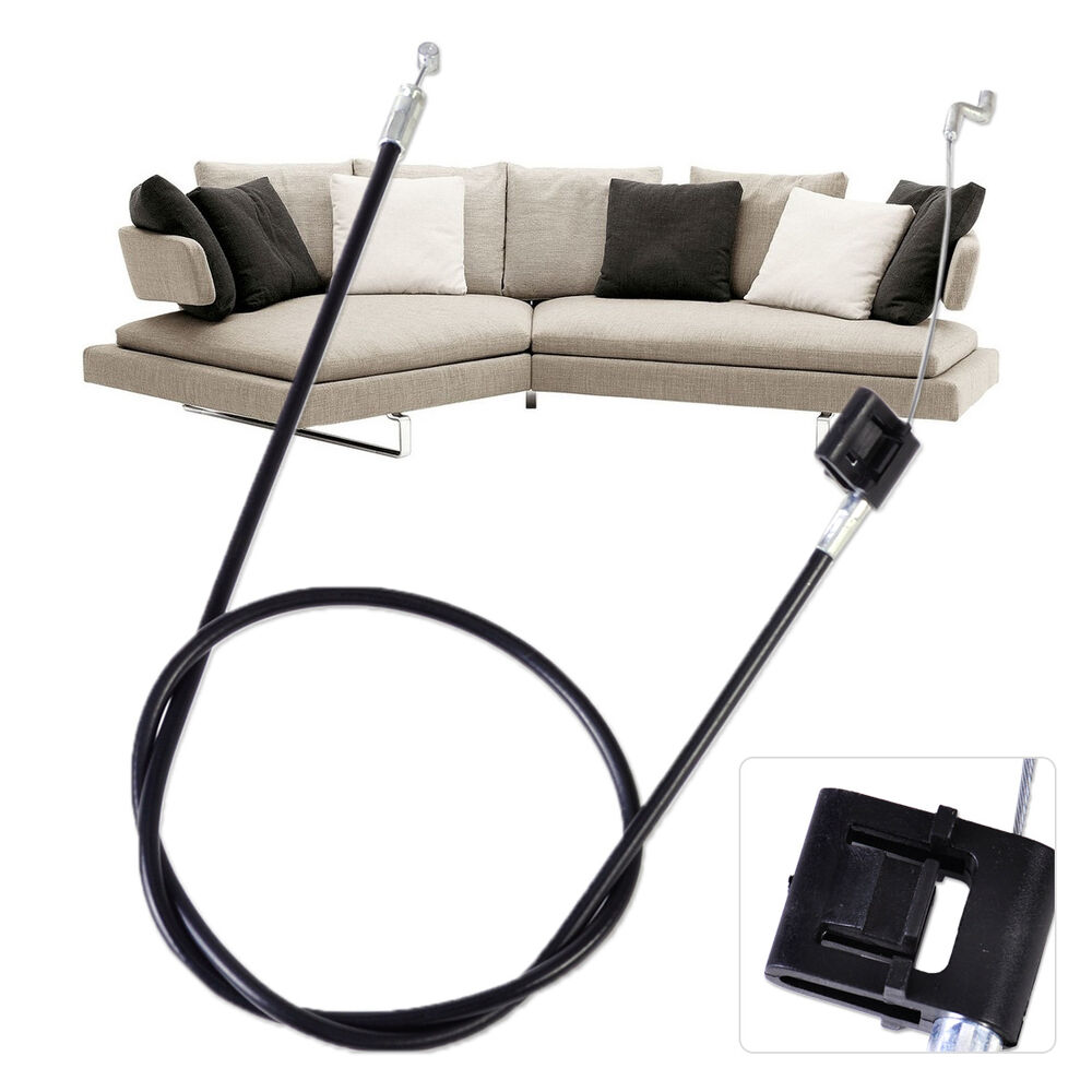 Metal Cable Recliner Chair Sofa Cable Couch Release Lever