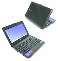 "Samsung NB30 laptop netbook 10.1"" 160GB Intel Atom 1.66GHz 1GB Webcam 2GB"