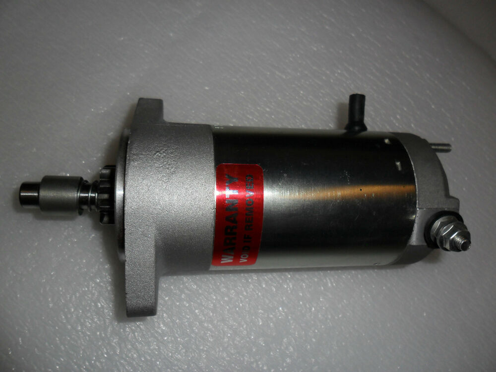 Brand New After Market Rotax Electric Starter 447 503 532 582 Aircraft Pn 02 80 Ebay