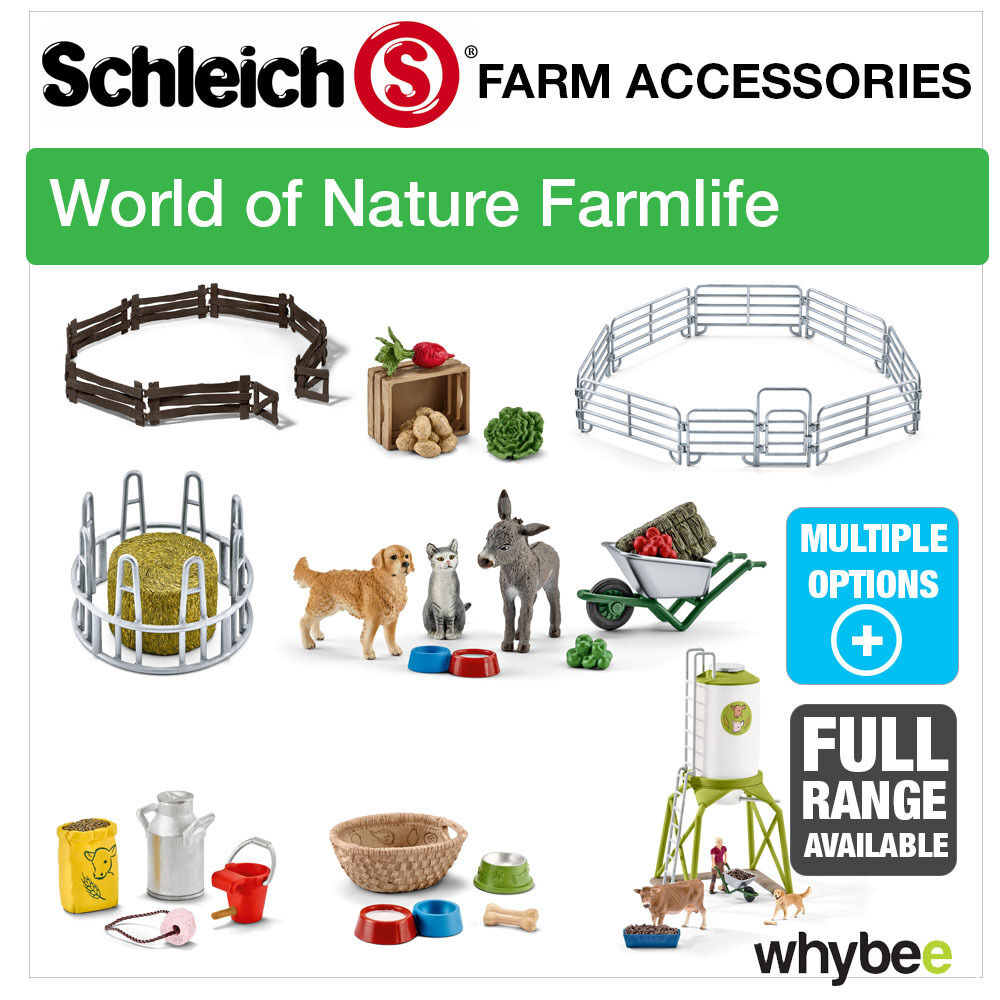 new schleich world of nature farm life parts. Black Bedroom Furniture Sets. Home Design Ideas