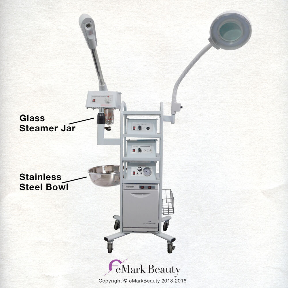 11 In 1 T3A Multifunction Facial Machine Ozone Steamer