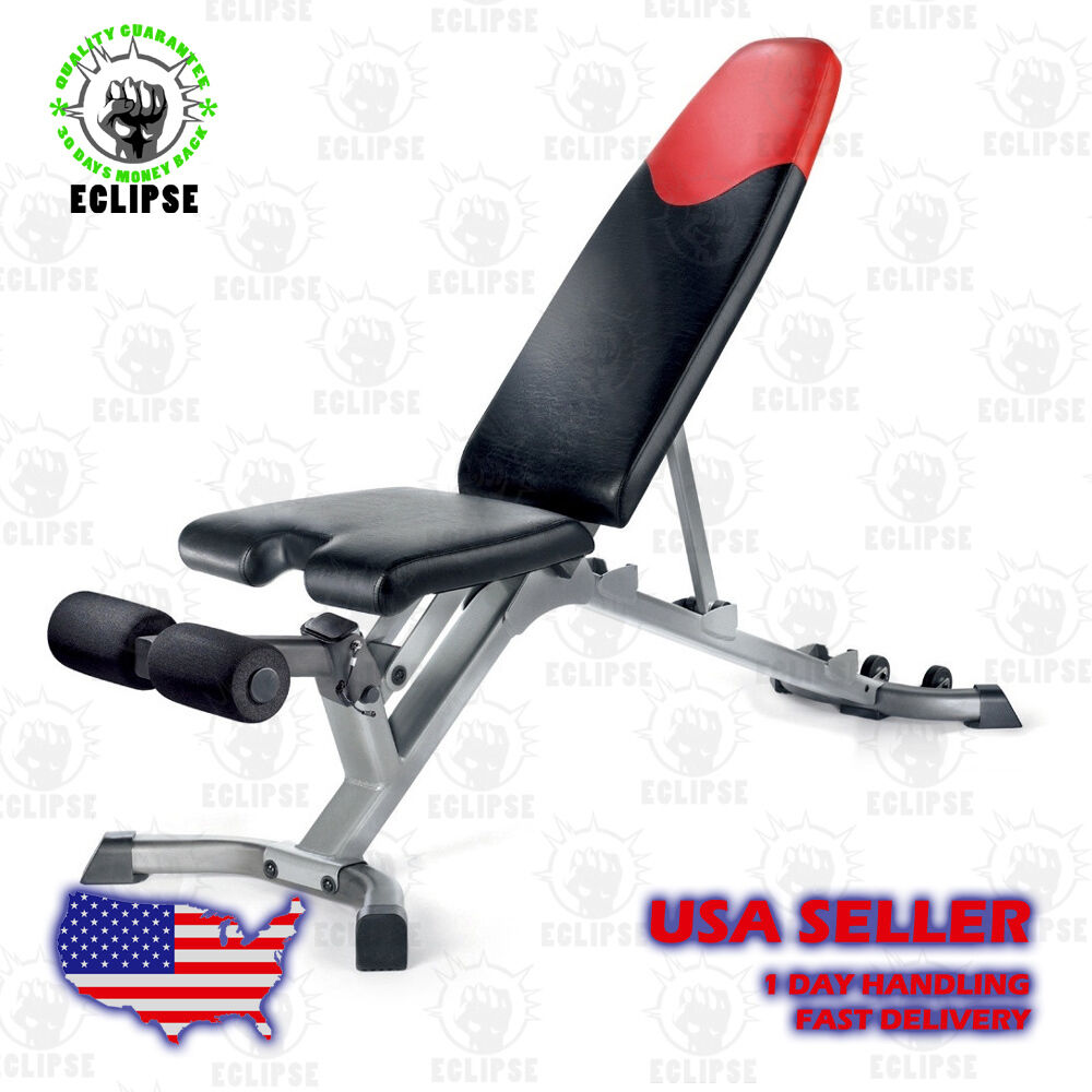Adjustable Bowflex Bench 3 1 Ebay