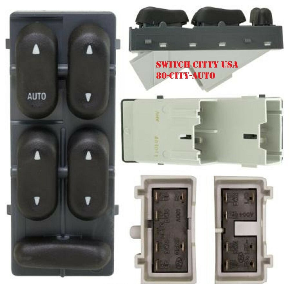 Oem ford f250 f350 f450 f550 f650 master driver power for 2002 ford explorer driver side window switch
