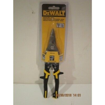 DeWalt DWHT14675 ERGO Straight Cut Aviation Snip
