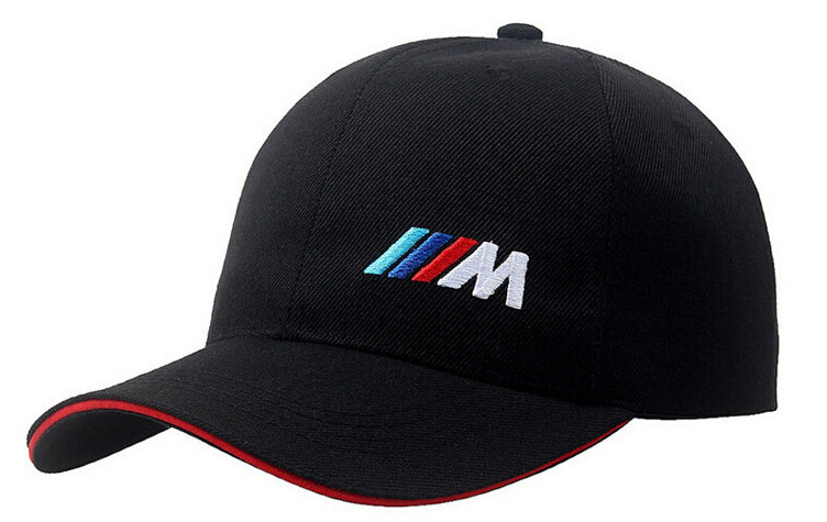 Bmw M Power Baseball Embroidery Cap Hat Sport Motorsport