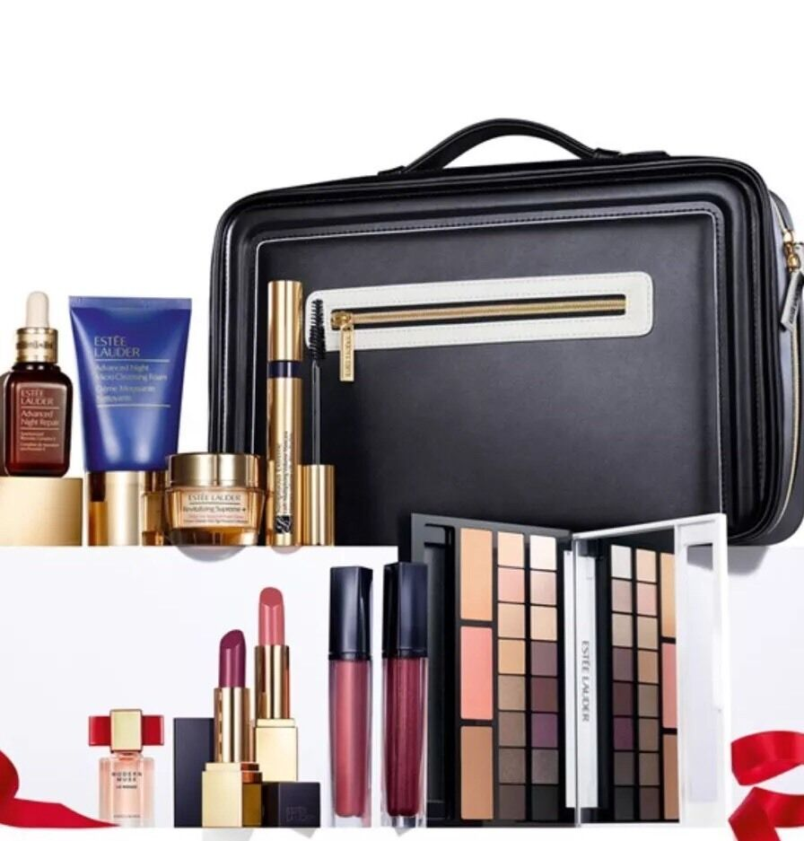 Estee lauder holiday blockbuster makeup kit limited