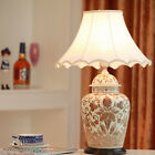 Modern Home Process European Rural Style Palace Mediterranean White Table Lamp