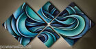1.6 M Abstract Modern Art Canvas New Handmade Bedroom Murals Paintings