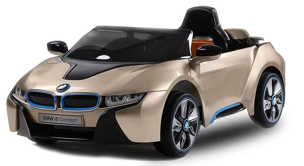 luxus auto bmw i8 kinder elektro fahrzeug cabrio. Black Bedroom Furniture Sets. Home Design Ideas