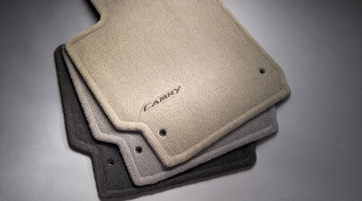 Truck Interior Accessories >> Carpet Floor Mats for 2007-2011 Toyota Camry-Dark Charcoal ...
