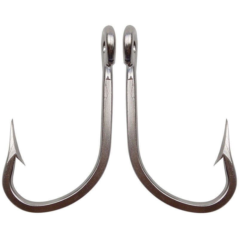 lot 7731 stainless steel fishing hooks big game thick tuna