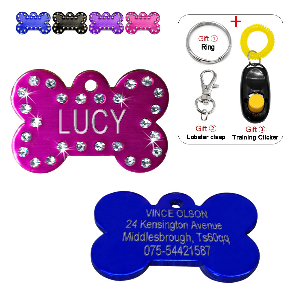 Custom Pet Tags Cat