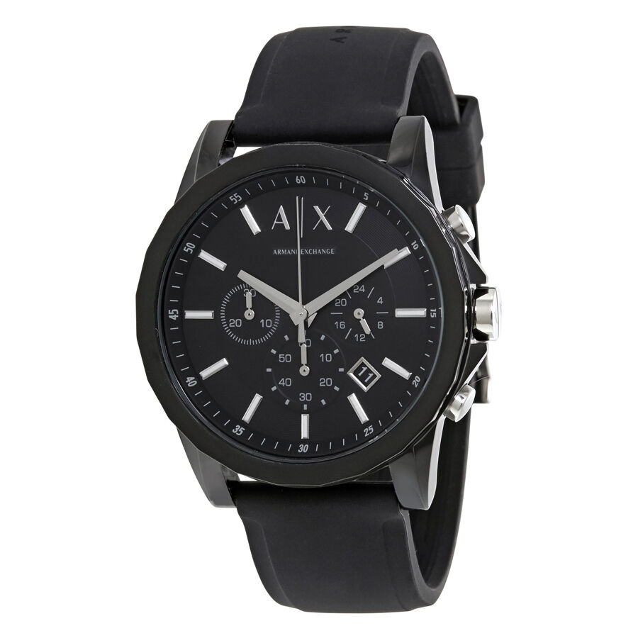 Armani exchange active chronograph mens watch ax1326 ebay for Armani exchange watches