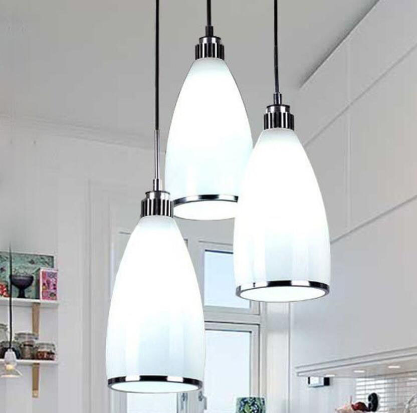 Kitchen Lighting Ebay: Modern Ceiling Light Dinner Room Pendant Lamp Kitchen Lighting Bar Chandelier