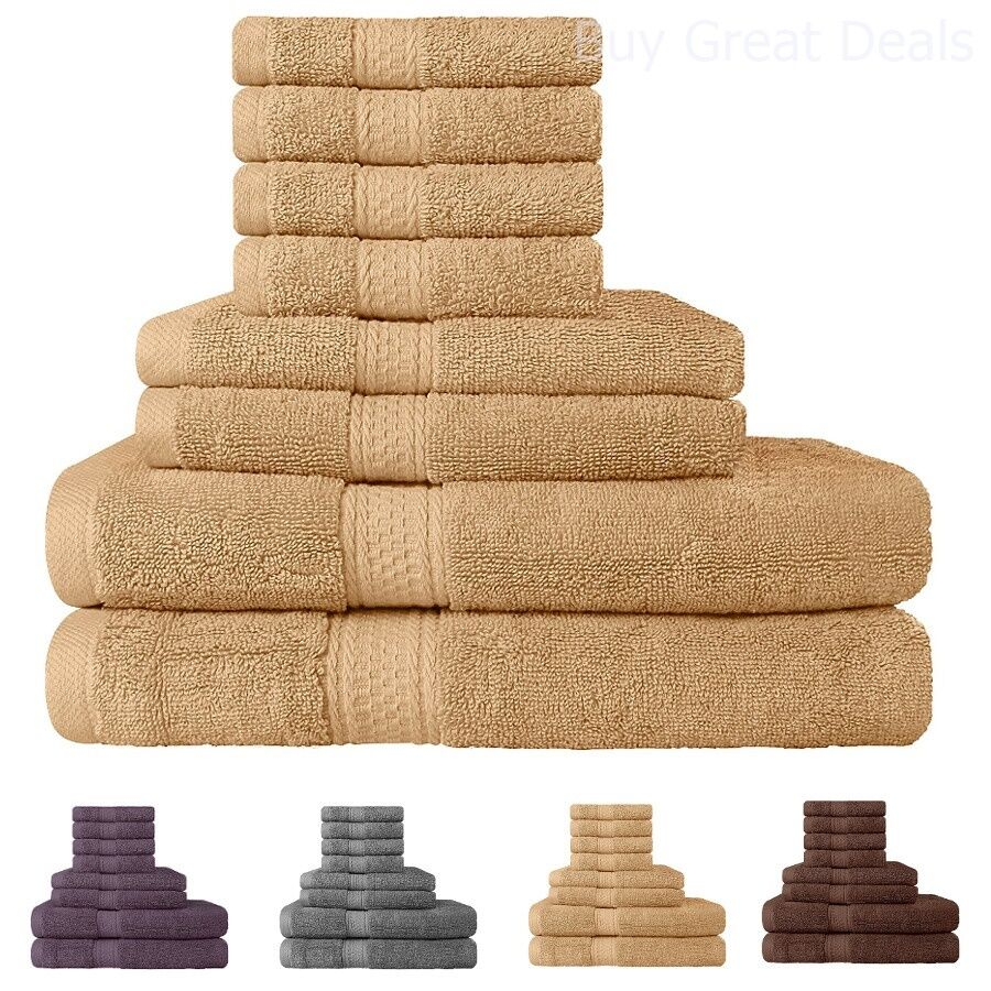Washcloths For Sale: Discount Bath Towels Set On Sale Clearance Hotel