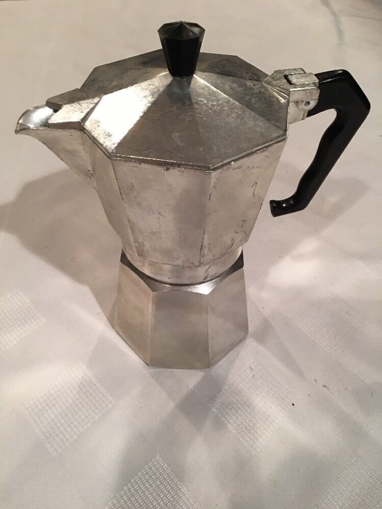 Vintage Italy Drip Coffee Maker Omegna Junior Express Circa 1969-1973 Excellent! eBay