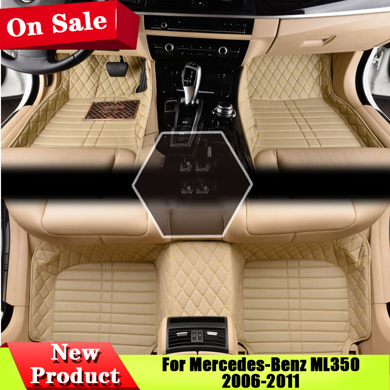 Super Car Floor Mats H215 For Mercedes-Benz ML350 2006