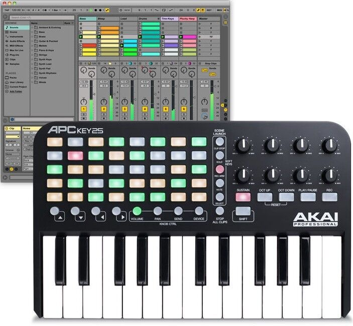 Akai lpk25 driver windows download