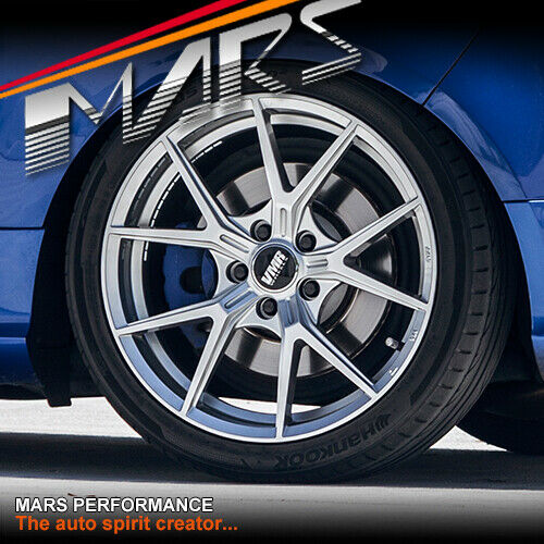 Vmr V804 Flow Formed 18 Inch Hyper Silver Concave Alloy Wheels Rims 5x120 Bmw Ebay