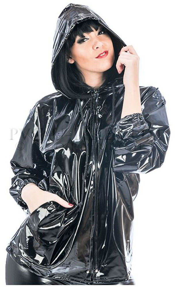 regenmantel regenjacke raincoat rainwear manteaux de pluie impermeable 100 pvc ebay. Black Bedroom Furniture Sets. Home Design Ideas