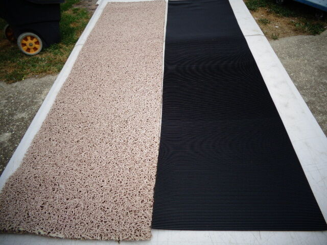 Miners Moss Amp Ribbed Rubber Matting 300 X 600mm Heavy