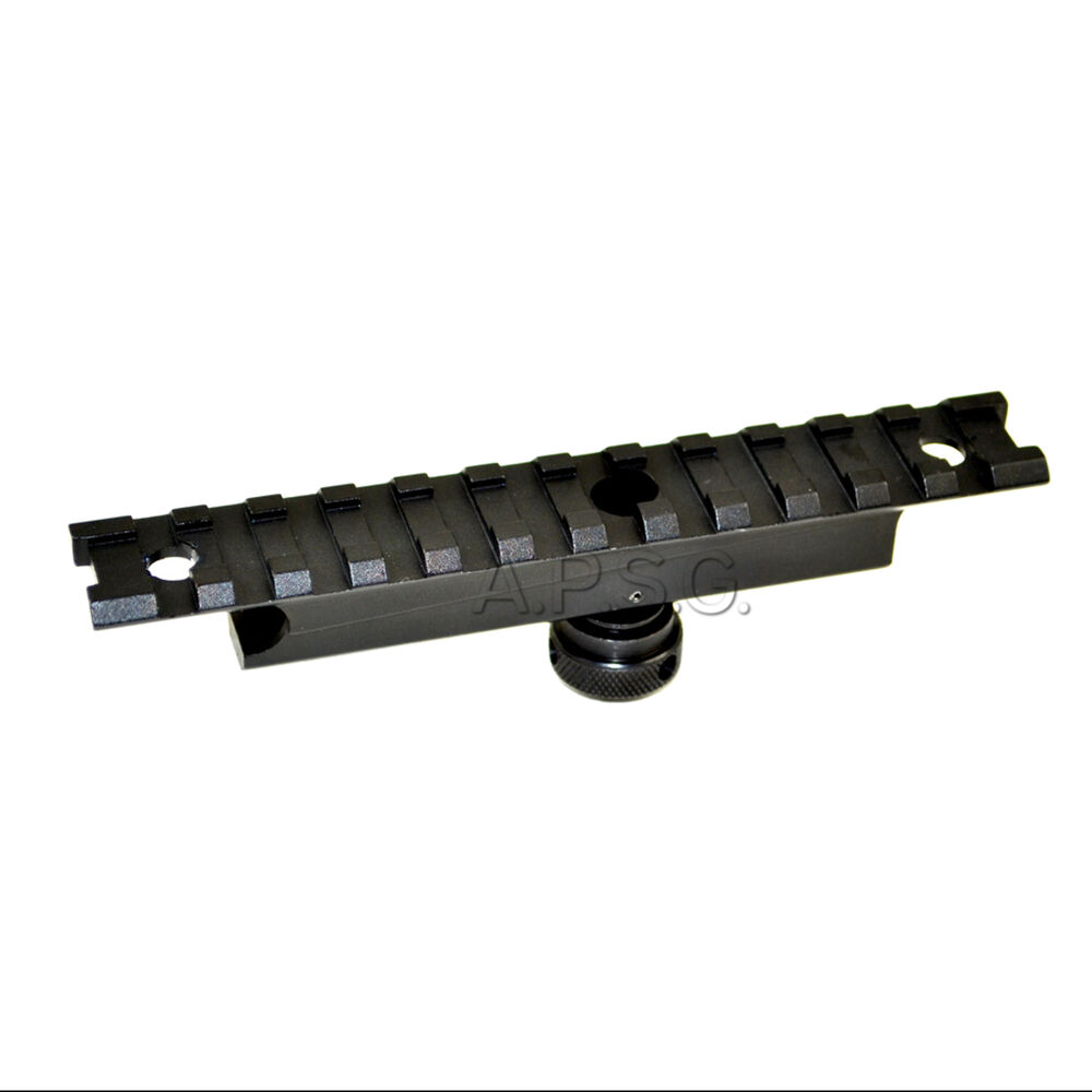 Add On Picatinny Mount For Carry Handle For Red Dot