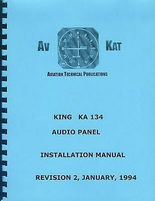 s l1000 king ka 134 audio panel installation manual ebay king kma 24 audio panel wiring diagram at honlapkeszites.co
