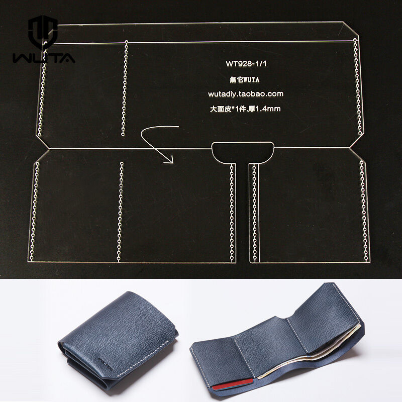 Free Printable Mens Trifold Wallet Patterns Jaguar Clubs Of North America