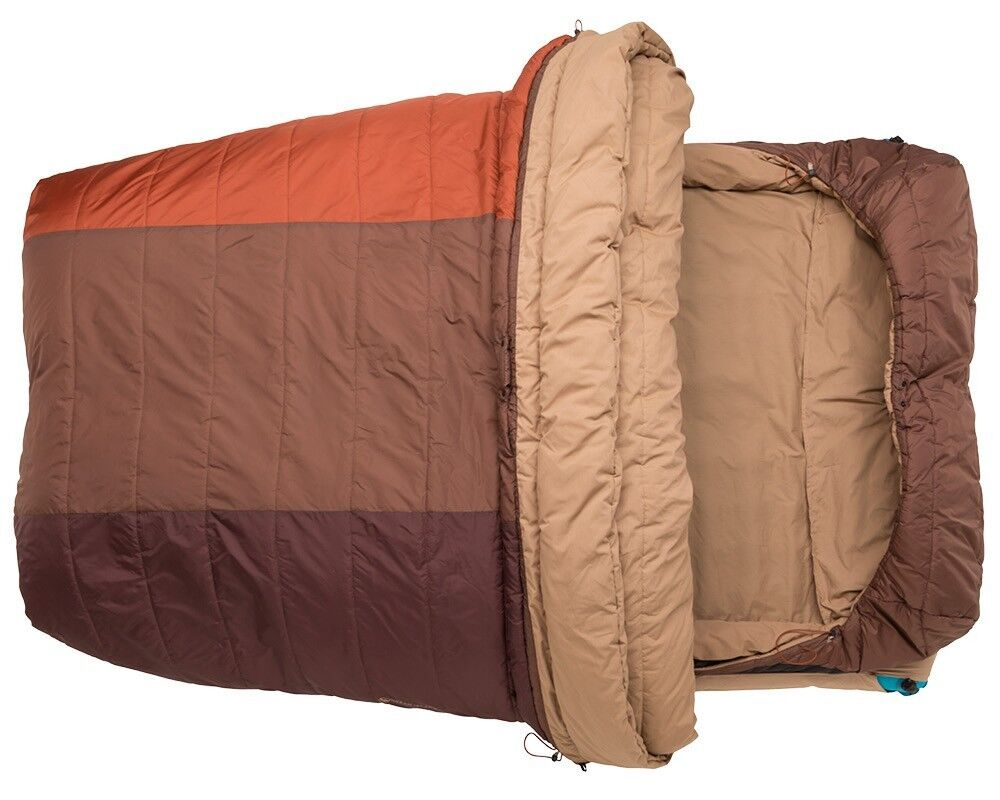 Big Agnes Dream Island 15 Double Wide 2 Person Sleeping ...