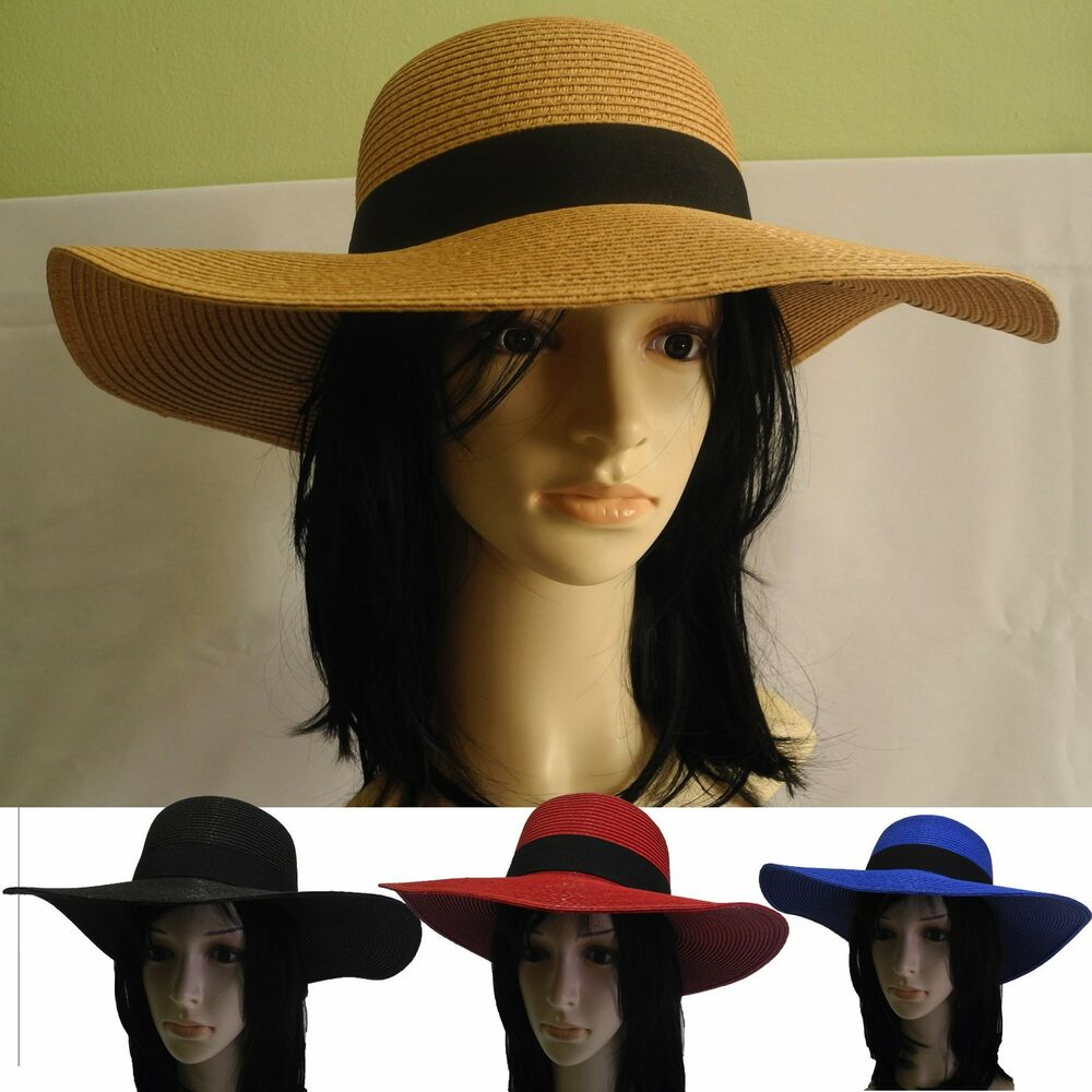 how to put wide hat