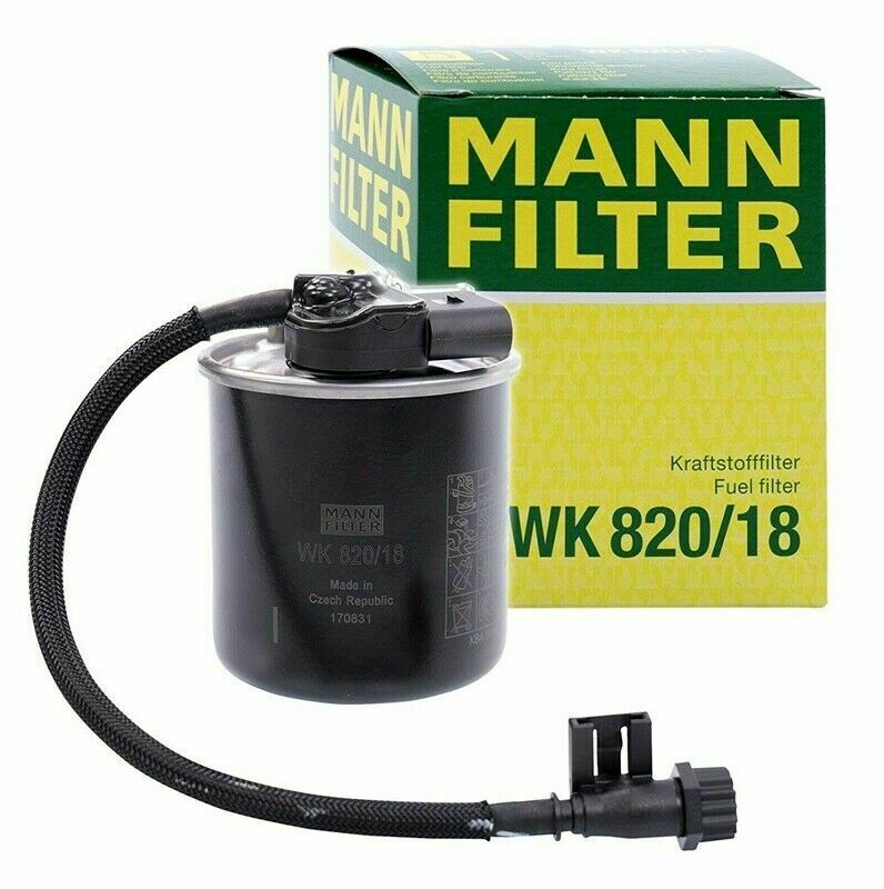 NEW Mercedes W906 Sprinter 2500 3500 Fuel Filter With