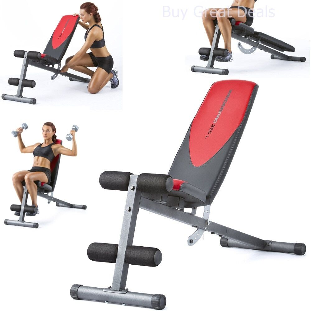 adjustable bench press flat incline decline weight workout