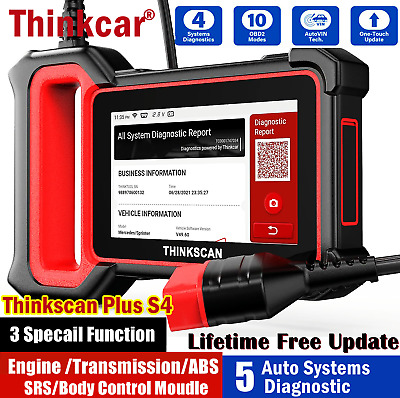 Auto Scanner Diagnostic Car Code Reader OBD2 Scanner Oil EPB FOXWELL NT614 Elite