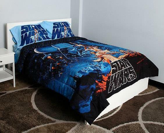 Star Wars Licensed Queen Size Quot New Hope Quot Movie Poster