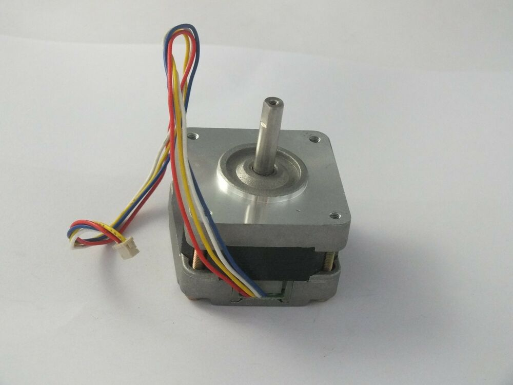 Two Phase Stepper Motor 4 Wire 1a5 1v39 Ebay