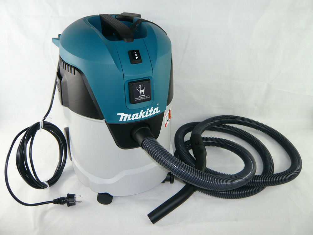 makita 25l industriesauger absaugger t vc2512l staubsauger nass trocken sauger ebay. Black Bedroom Furniture Sets. Home Design Ideas
