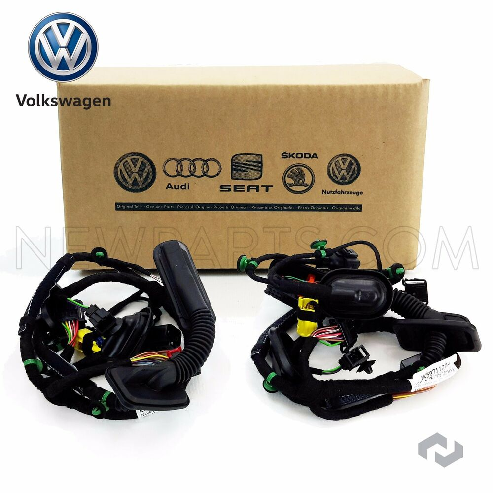 s l1000 volkswagen jetta front driver left door wiring harness oe supplier 2006 jetta door wiring harness replacement at gsmx.co