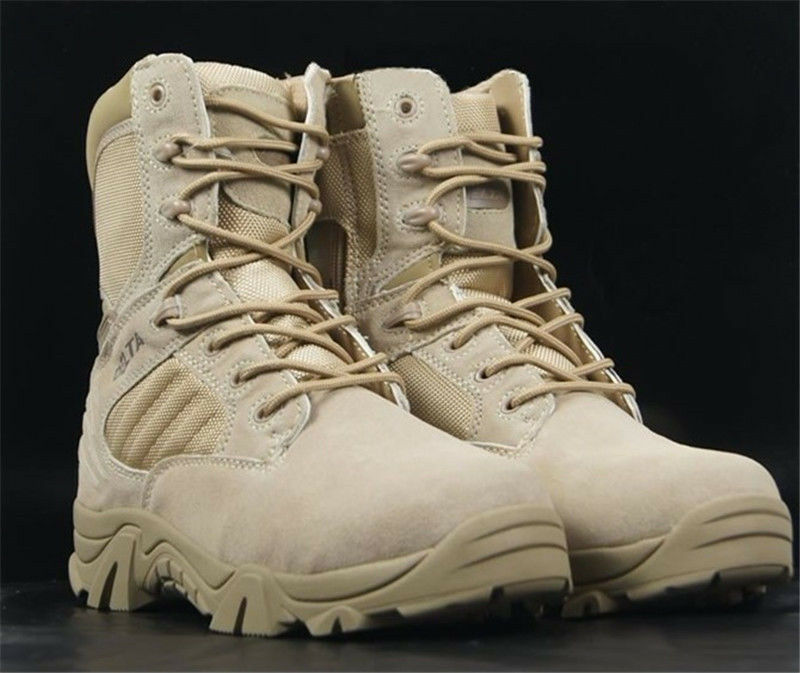 Cool Men S Special Forces Military Army Winter Boots