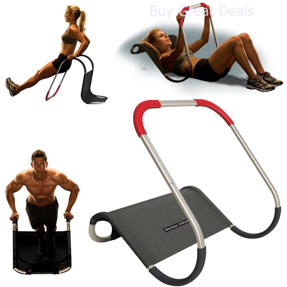 Top Exercise Equipment: Ab Workout Machine Sit Up Fitness Health Exercise