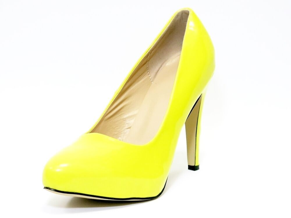 womens high heel court shoe office formal shoes
