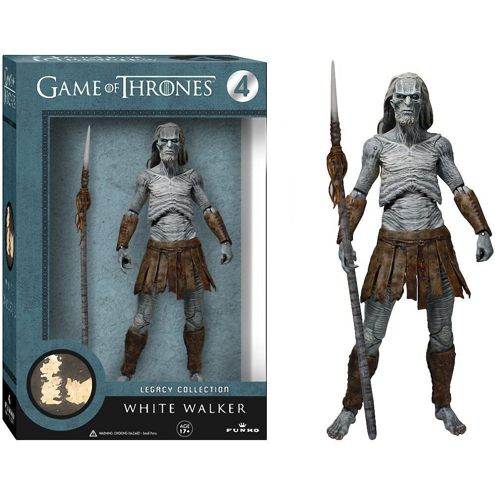 Game Of Thrones Toys : Game of thrones legacy collection white walker action