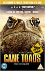 Cane Toads - The Conquest 3D (3D Blu-ray, 2012)