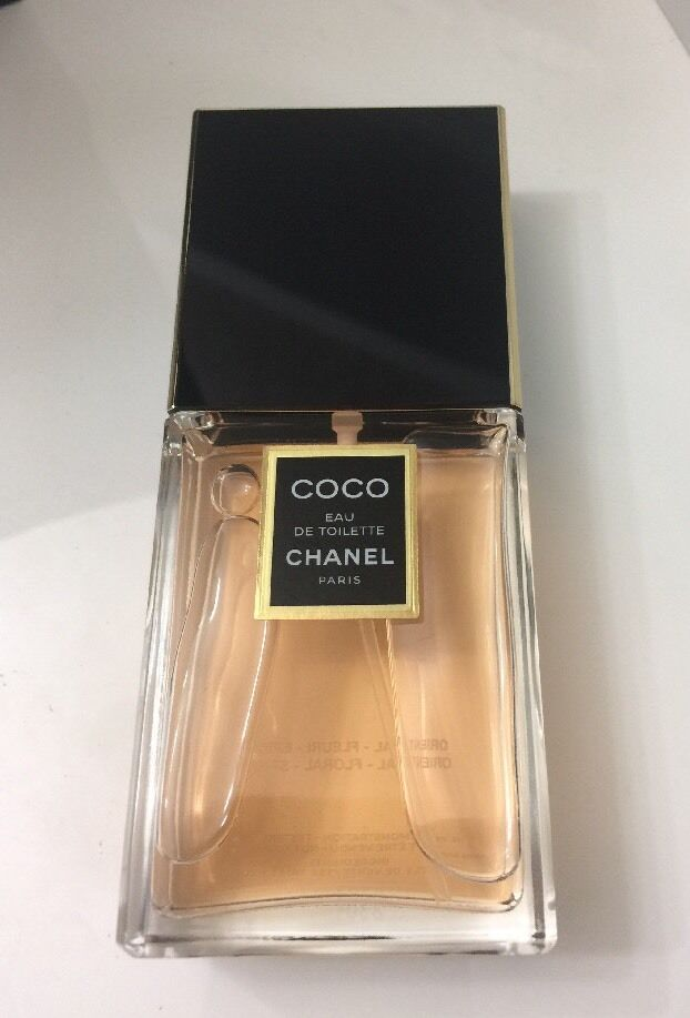 COCO CHANEL CHANEL ORIGINAL EDT PERFUME FOR WOMEN LARGE ...